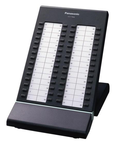 Инструкция Panasonic Kx-t7630ru