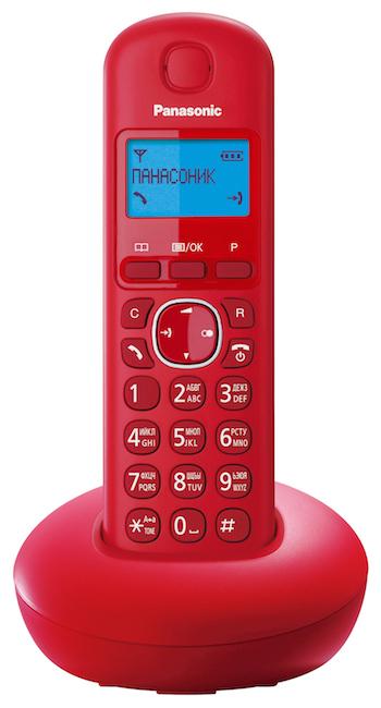 Panasonic kx-tgb210ru инструкция