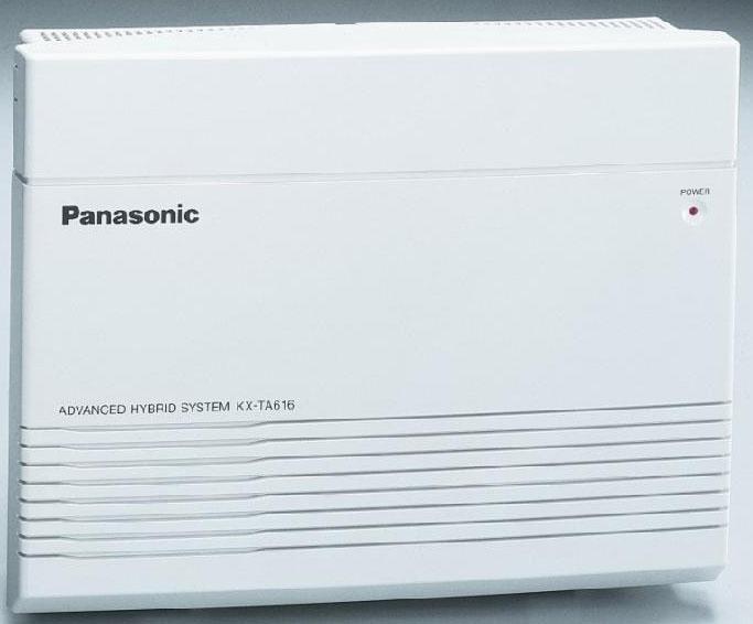 Panasonic kx-ta616
