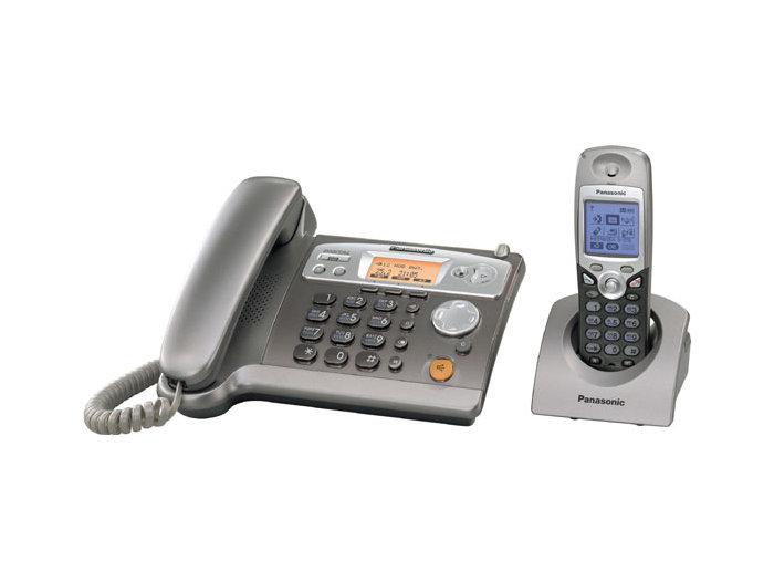 Радиотелефон panasonic kx tcd 500 инструкция
