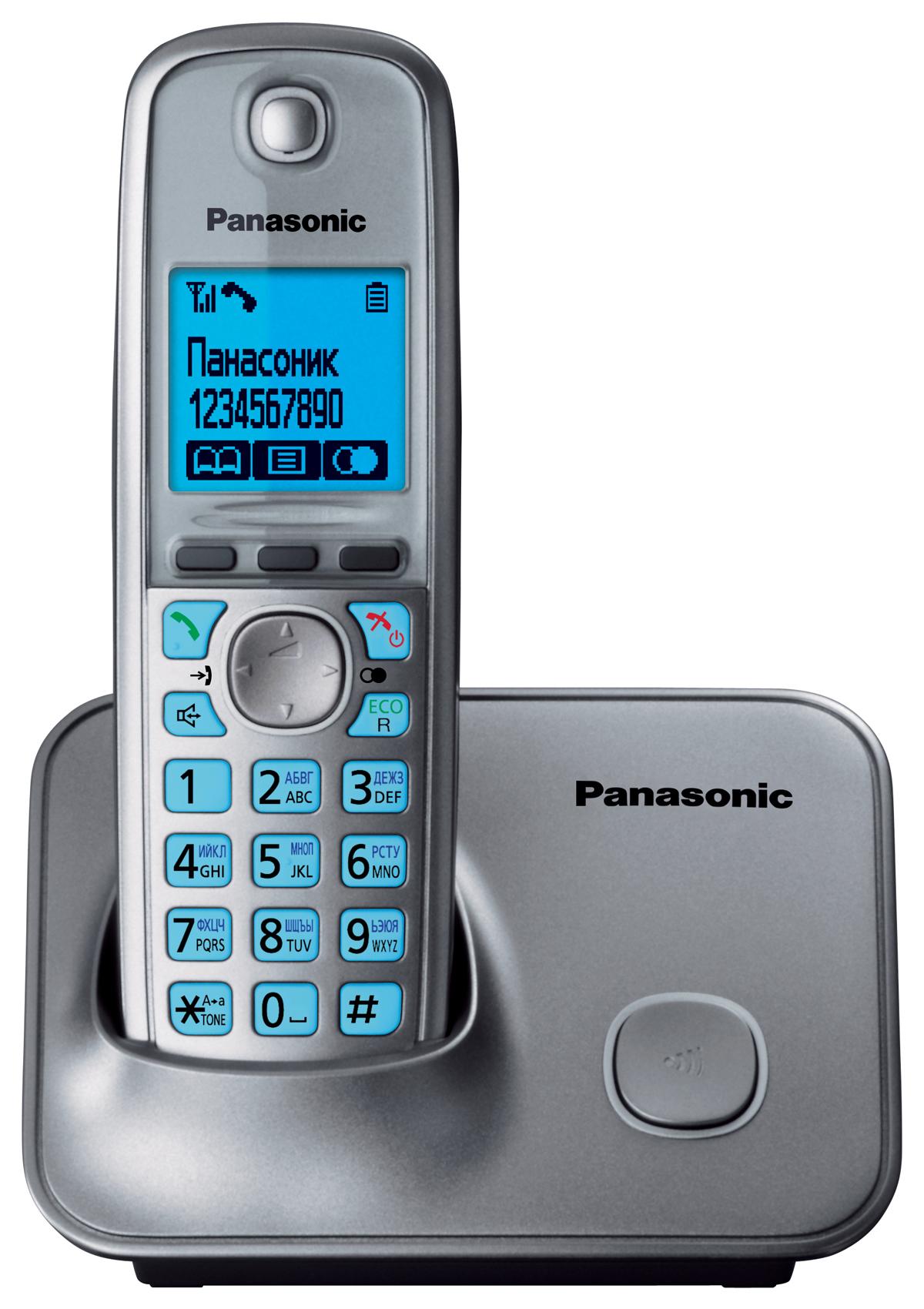 Инструкции на телефон панасоник