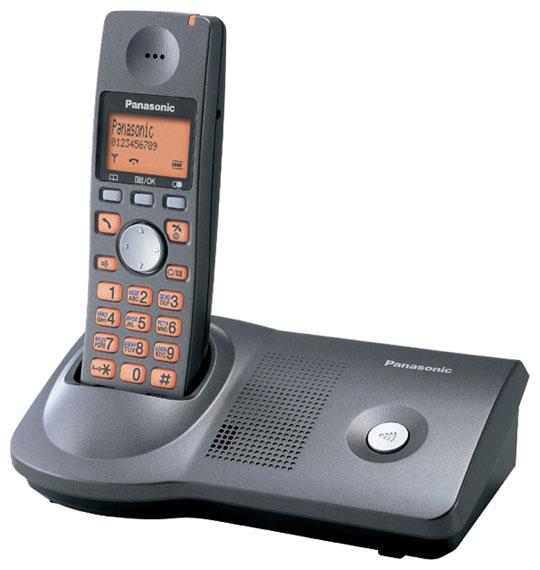 Инструкция к радиотелефону panasonic кх tga710