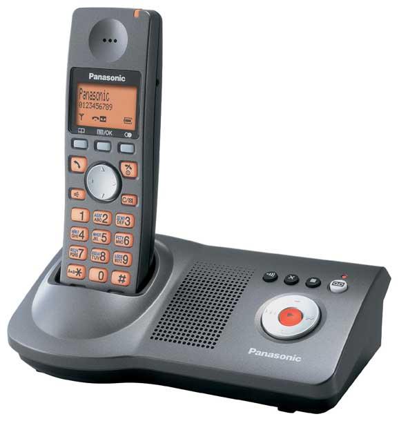 Инструкция к телефону panasonic kx tg7125ru