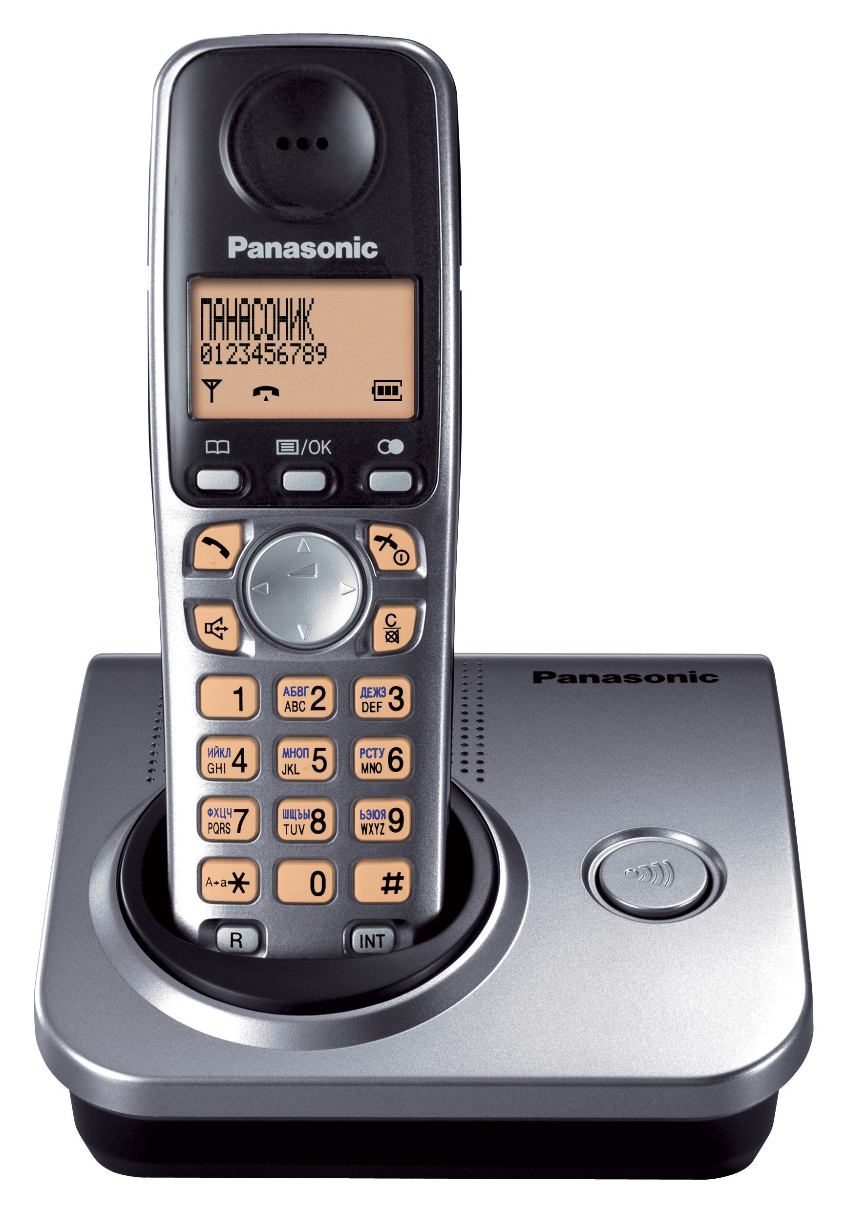 Радиотелефон panasonic kx tc2100bx инструкция