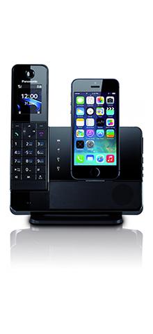 DECT-телефон KX-PRL260RU с док-станцией для iPhone
