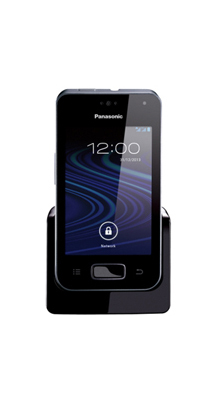 KX-PRX150RU - беспроводной телефон Panasonic DECT