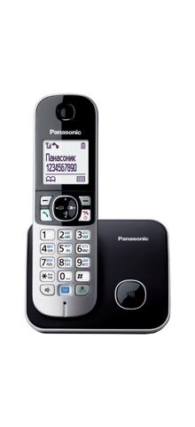 Радиотелефон (DECT) Panasonic KX-TG6811RU