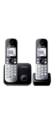 Радиотелефон (DECT) Panasonic KX-TG6812RU