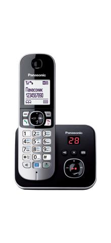 Радиотелефон (DECT) Panasonic KX-TG6821RU