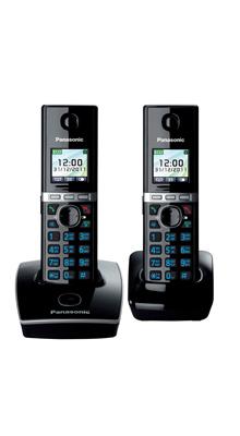 Радиотелефон (DECT) Panasonic KX-TG8052RU