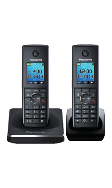 Радиотелефон (DECT) Panasonic KX-TG8552RU