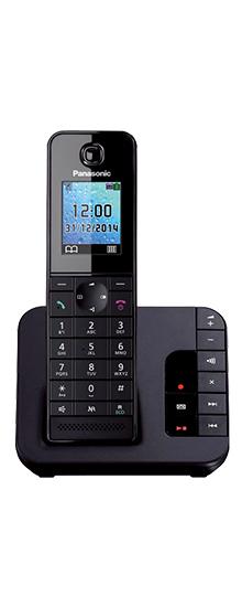 KX-TGH220RU - беспроводной телефон Panasonic DECT