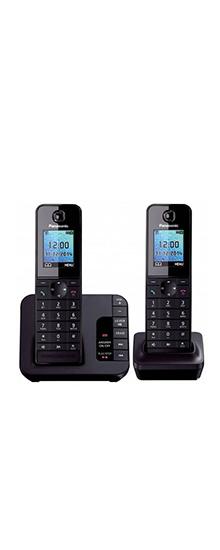KX-TGH222RU - беспроводной телефон Panasonic DECT