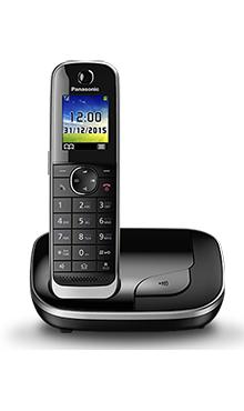 Радиотелефон (DECT) Panasonic KX-TGJ310RU