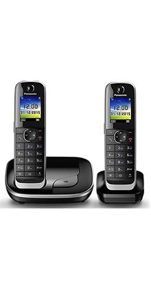 Радиотелефон (DECT) Panasonic KX-TGJ312RU