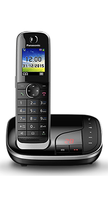 Радиотелефон (DECT) Panasonic KX-TGJ320RU