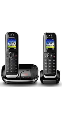 Радиотелефон (DECT) Panasonic KX-TGJ322RU